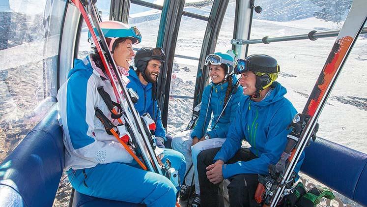 Esquiar en Vielha