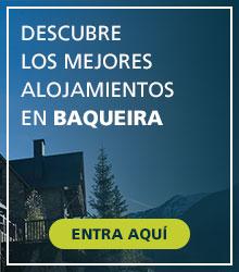 Los mejores alojameintos en Baqueira