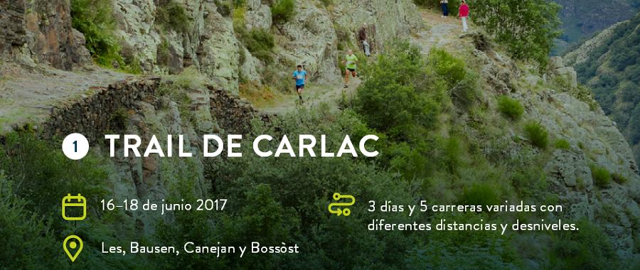 Trail de Carlac